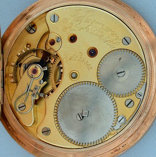 Vacheron Constantin Gold Antique Pocket Watches...