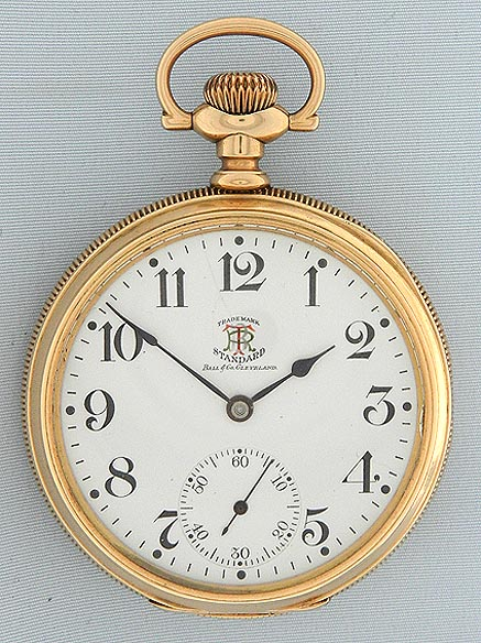 Bogoff Antique Pocket Watches Ball Brotherhood of Railway ... | 437 x 584 jpeg 118kB