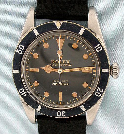 vintage wrist watch rolex james bond. Black Bedroom Furniture Sets. Home Design Ideas