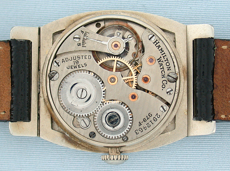 Vintage Wrist Watch Hamilton Coronado